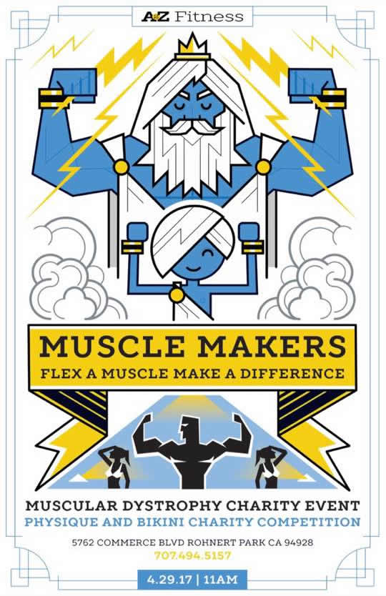 Muscle Makers poster