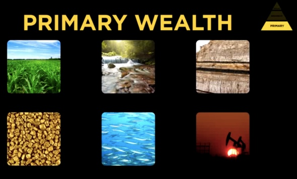 primary wealth examples