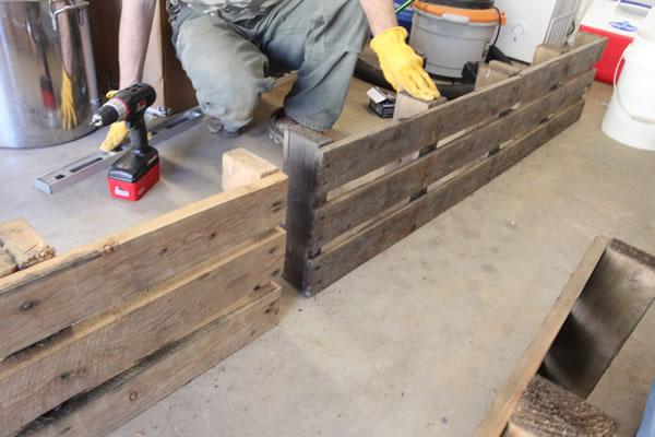 Building A Cattle Panel Pallet Greenhouse Peak Prosperity