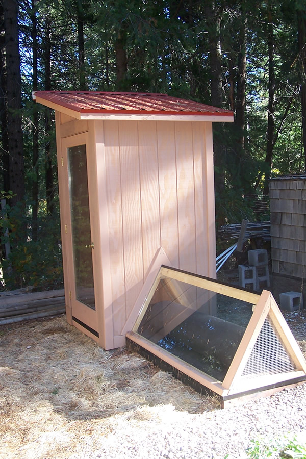 Building A Solar Dehydrator