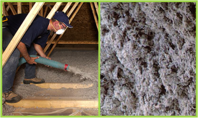 How to increase the energy efficiency of your existing for Rockwool blown insulation